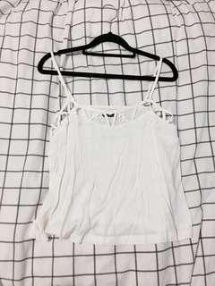 White top size 10