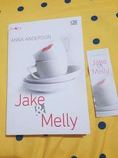 """Novel """"jack&melly"""""""