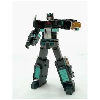PRE-ORDER : X2Toys XT012 - Dark Raiden