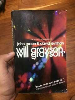 Will grayson,will grayson - john green