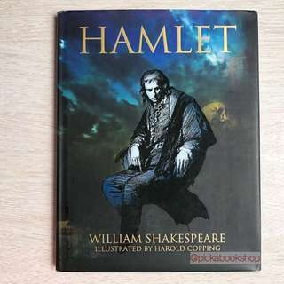 Hamlet Illustrated Story Book - William Shakespeare