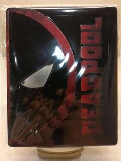 港版 Deadpool 死侍 藍光鐵盒 Steelbook