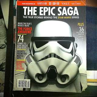 STAR WARS SPECIAL EDITION MAGAZINE