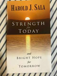 Strenght For Today By Harold J. Sala
