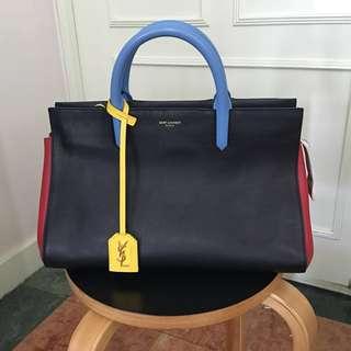 YSL handbag 100%real 90%new