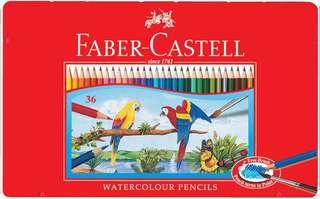 🚚 長期徵換物 水性色鉛筆