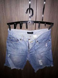 Shorts Jeans (Ripped)