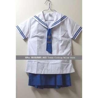 寶血會上智中學 HTC 高年級夏季校服裙