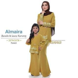 ALMAIRA BEADS IBU & ANAK