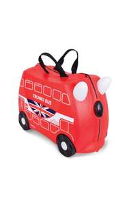 Brand new - Trunki Luggage Suitcase - Boris Bus