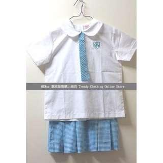 德蘭中學 St. Teresa 夏季校服裙