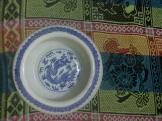 Pajangan keramik naga