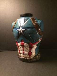 Customized Captain America Movie Bottle