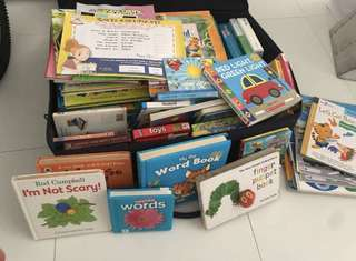 Preschool children books