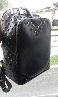 Mcm bagpack Black