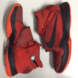 Red Nike Zoom Hyperrev 2016
