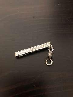 Amulet clip 925 sliver clip