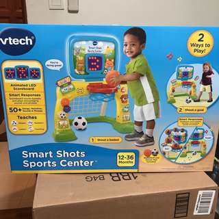 *sold out * VTech Smart Shots Sports Center