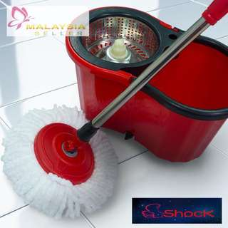 Torbellino 360 Degree Spin Mop with Bucket