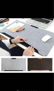 [PO] Desk Computer durable mat modern table felt