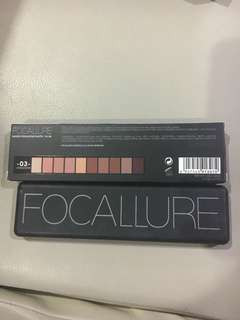 Focallure Naked Eyeshadow