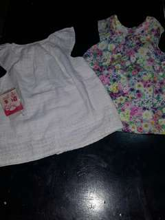 Tops for baby girl