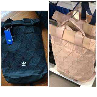 adidas 3D Mesh Backpack (Blue or Pink)