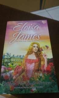 Eloisa james~when the duke returns