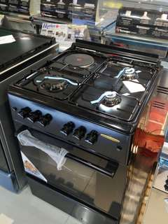 Markes and Maximus MGR58BLF 58CM Gas Range MADE IN TURKEY