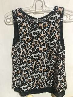 H&M leopard sexyback