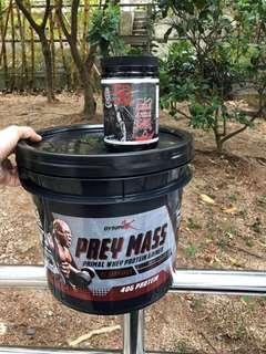 健身 增肌減脂增磅 修身 蛋白粉