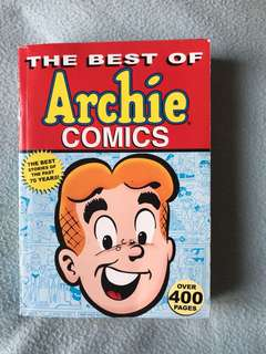 Best of Archie (over 400 pages)