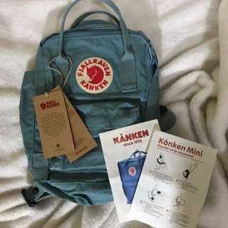 Fjallraven kanken mini ORIGINAL