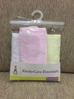 NEW KinderCare Washcloth