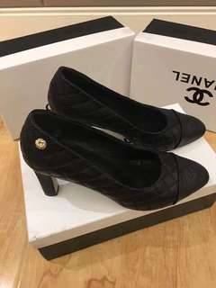 Original Chanel Shoes Sizes 35-40