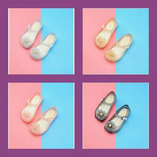 🆕 JELLY SHOES