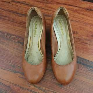 Hush Puppies Wedges Original