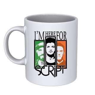 The Script Coffee Mug