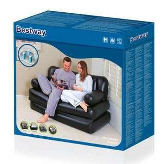 Air sofa bed