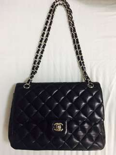 Chanel bag pre-loved from Japan