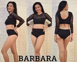 Barbara Two Piece Swimsuit