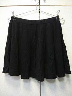 🚚 🎆傘狀黑色短裙