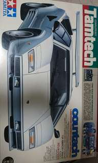 田宮1比24遙控模型車 林寶堅尼 1986年全日本製造