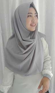 Hijab painstan (pasmina instan)