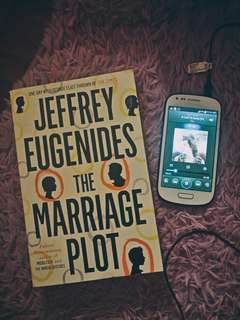 Jeffrey Eugenides - The Marriage Plot