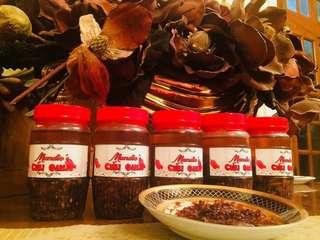Mandie's Chili Garlic