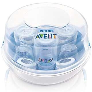[IN-STOCKS] Philips AVENT Microwave Steam Sterilizer