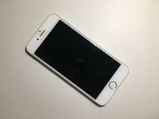 iPhone 6 Silver 64GB MY set
