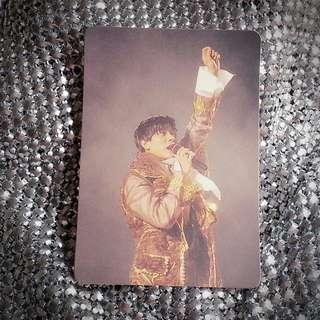 郭富城 Aaron Kwok 城城 香港樂壇「四大天王」之一勁歌熱舞代表 絕版 早期 YesCard Yes咭 Yes卡 Yes Card 37X