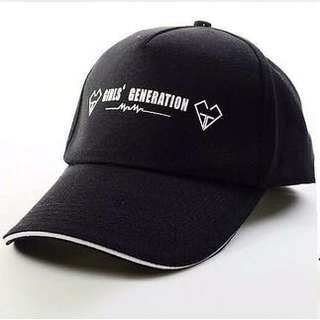 Girls generation baseball cap